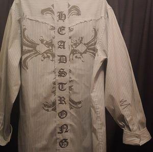 Mens Roar Dress/Casual  Shirt